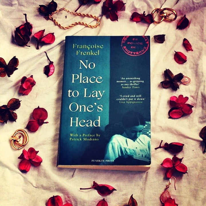 Book Review: No Place to Lay One's Head by Françoise Frenkel