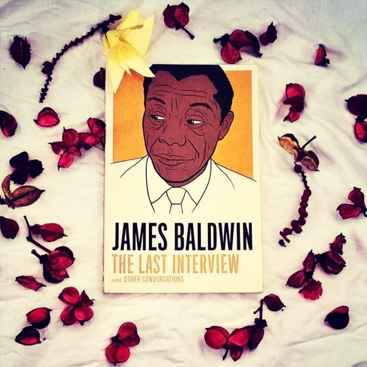 Reflections: James Baldwin