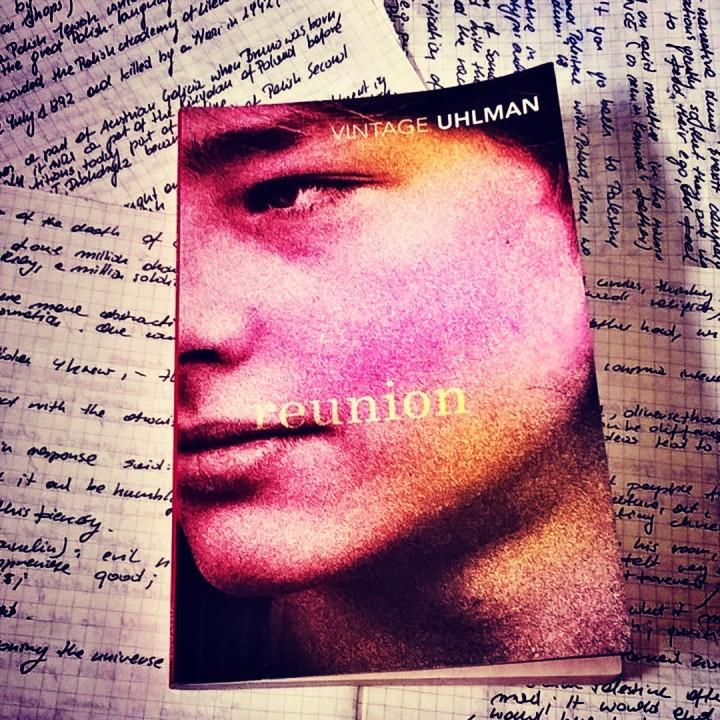 Book Review: Reunion by FredUhlman