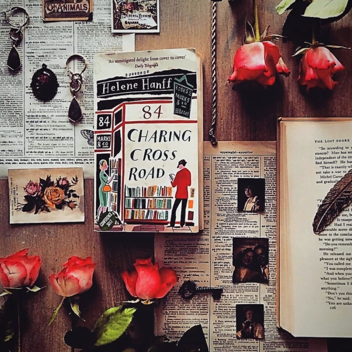 Book Review: 84 Charing Cross Road by Helene Hanff