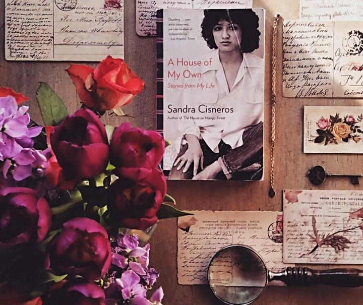 Book Review: A House of My Own: Stories from My Life by Sandra Cisneros