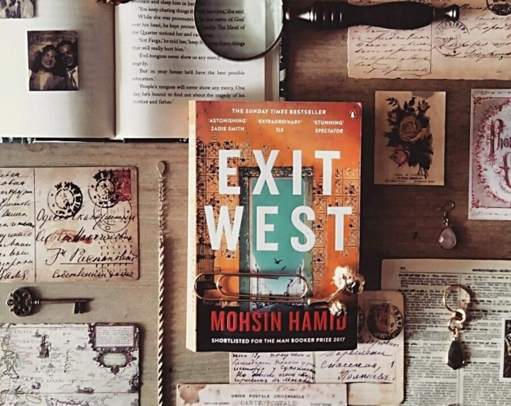 Book Review: Exit West by MohsinHamid
