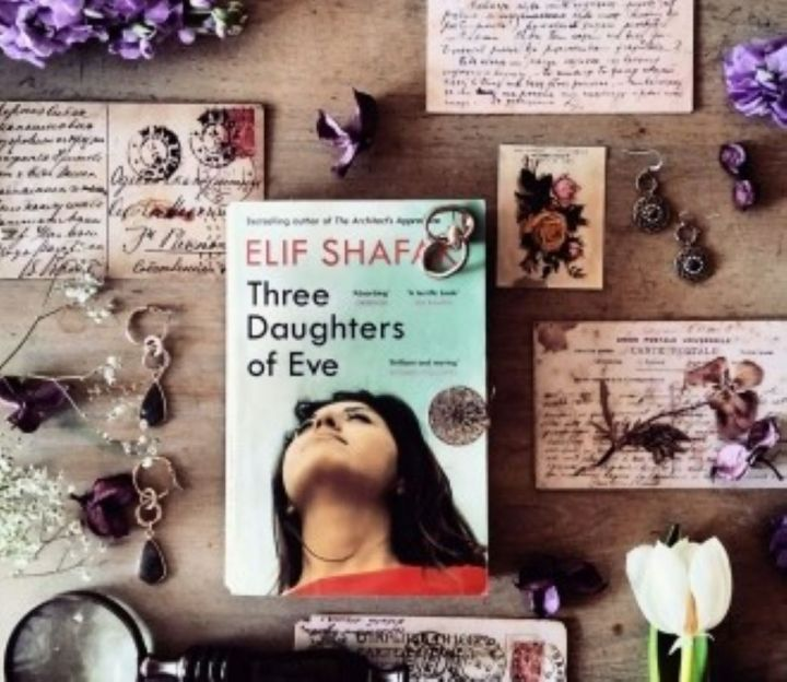 Book Review: Three Daughters of Eve by Elif Shafak