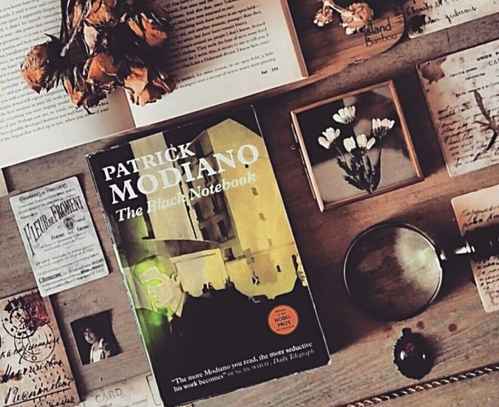 Book Review: The Black Notebook by Patrick Modiano