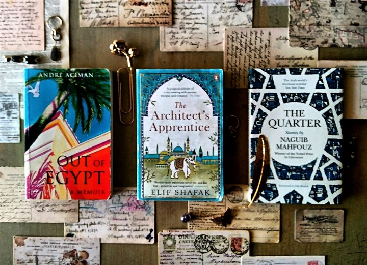 3 Books Set in the Middle East by Andre Aciman, Elif Shafak and NaguibMahfouz