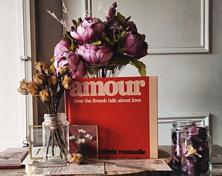 Book Review: Amour. How the French Talk about Love by StefaniaRousselle