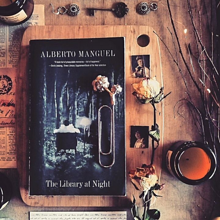 Book Review: The Library at Night by Alberto Manguel