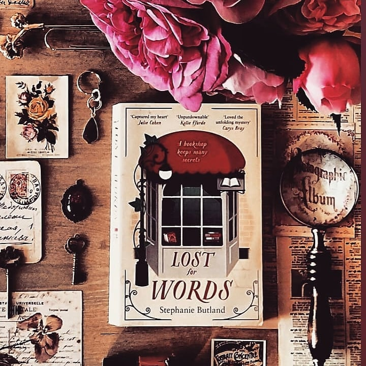 Book Review: Lost for Words by Stephanie Butland
