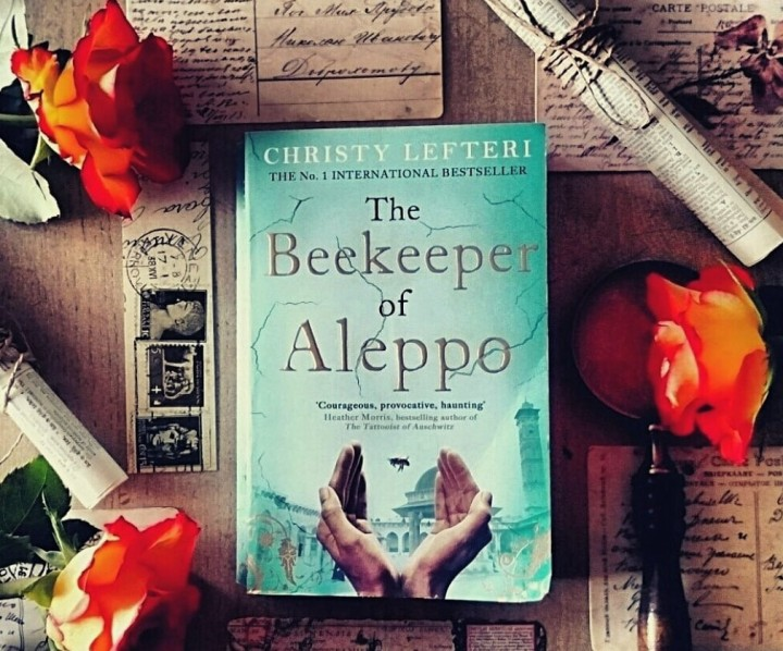 Book Review: The Beekeeper of Aleppo by Christy Lefteri