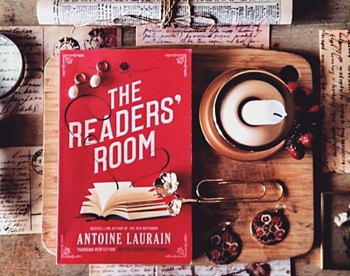 Book Review: The Readers' Room by Antoine Laurain