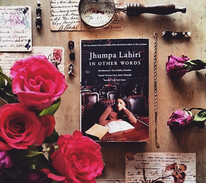Book Review: In Other Words by Jhumpa Lahiri