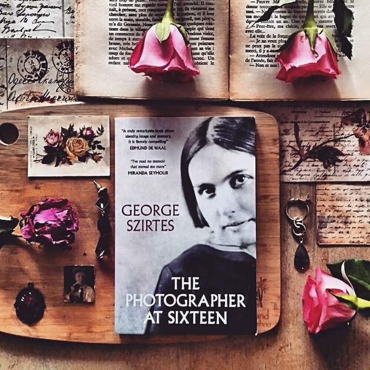 Book Review: The Photographer at Sixteen by George Szirtes