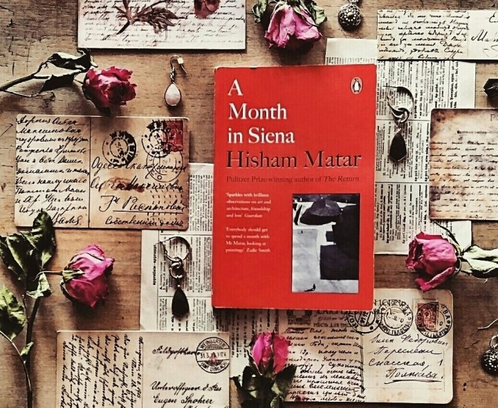 Boom Review: A Month in Siena by HishamMatar