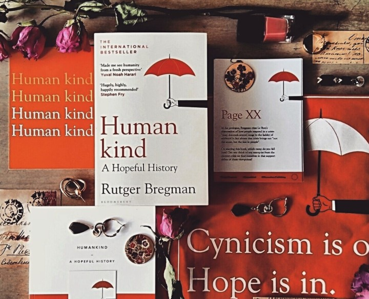 Book Review: Humankind: A Hopeful History by Rutger Bregman