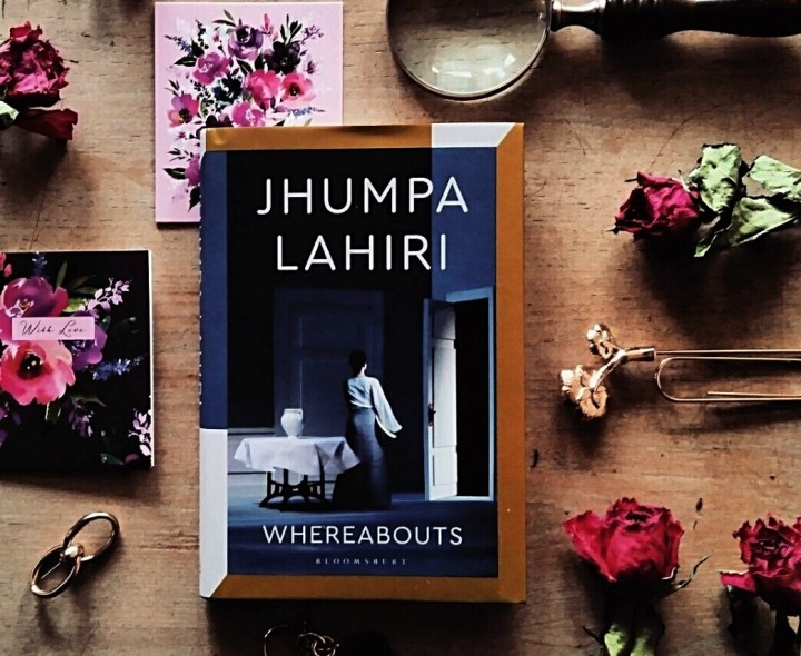 Book Review: Whereabouts by Jhumpa Lahiri