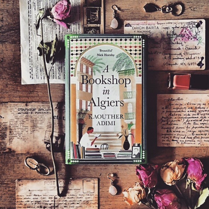 Book Review: A Bookshop in Algiers by KaoutherAdimi